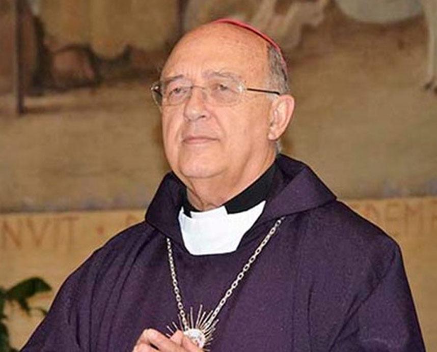 """El cardenal Barreto se suma a """"Perú No Trata"""""""