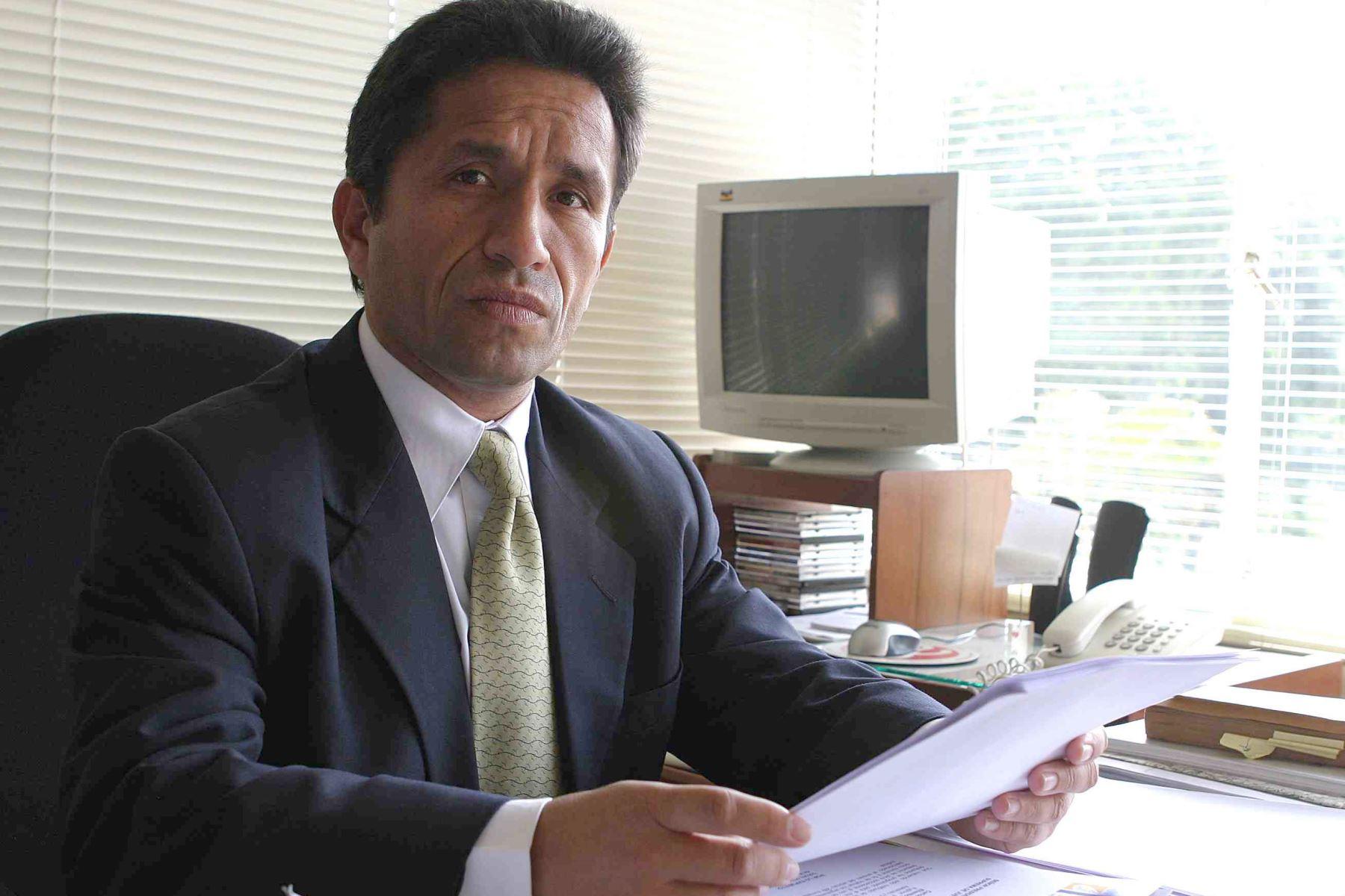 Carlos Rivera analiza viaje de fiscales a Brasil para firmar acuerdo con Odebrecht