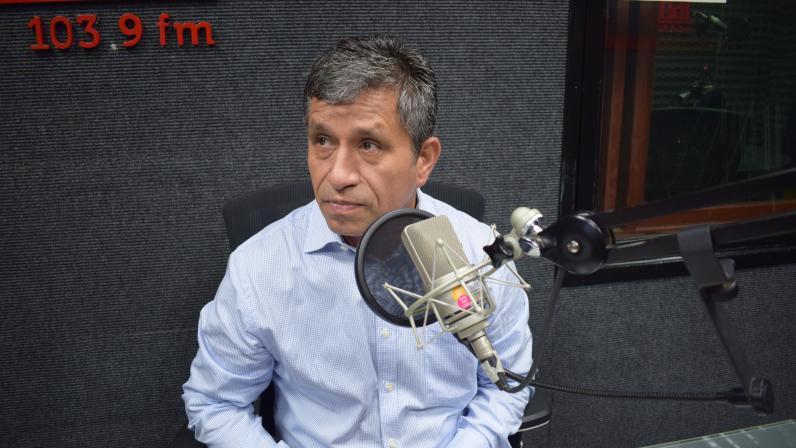 """Carlos Rivera: """"Mes y medio antes, el acuerdo con Odebretch no se firmaba"""""""