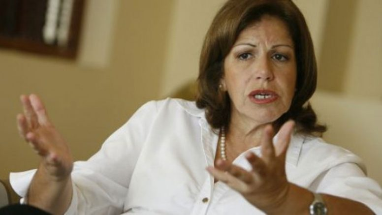 Odebrecht habría aportado US$200 mil a campaña de Lourdes Flores para alcaldía