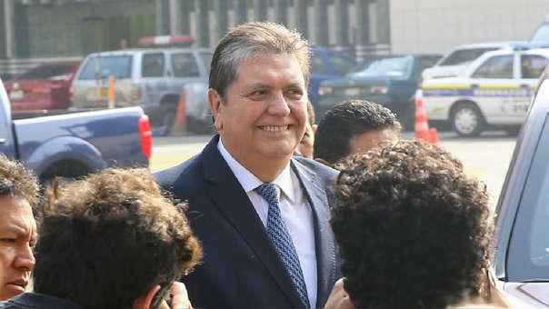 José Spinola indicó que Odebrecht ordenó pago a Alan García por conferencia, según IDL-Reporteros