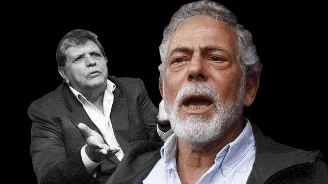 """Gustavo Gorriti: """"La 'concha' de Alan García no tiene veda posible"""""""