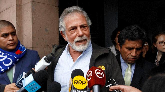 Simpatizantes del fujimorismo anunciaron plantón contra Gustavo Gorriti