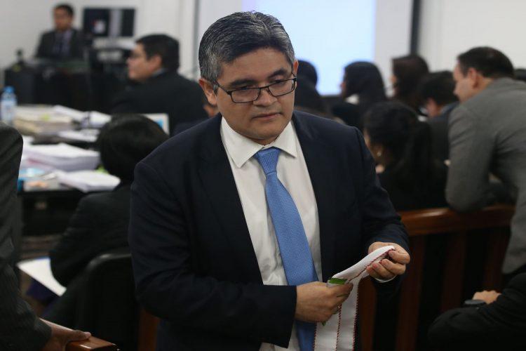 Investigación a fiscal Pérez busca declarar ilegalidad de pruebas Afirma abogado de IDL, Carlos Rivera (Andina)