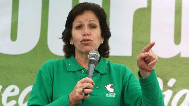 Odebrecht aportó US$200 mil a campaña de Lourdes Flores, según exgerente de la constructora