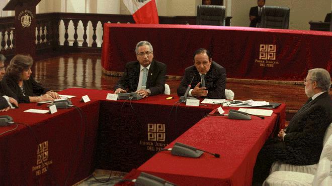 IDL pide a rectores elegir bien a sus representantes en la Comisión Especial de la JNJ