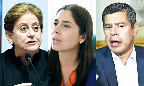 Odebrecht financió a congresistas de Fuerza Popular (Con Nuestro Perú)