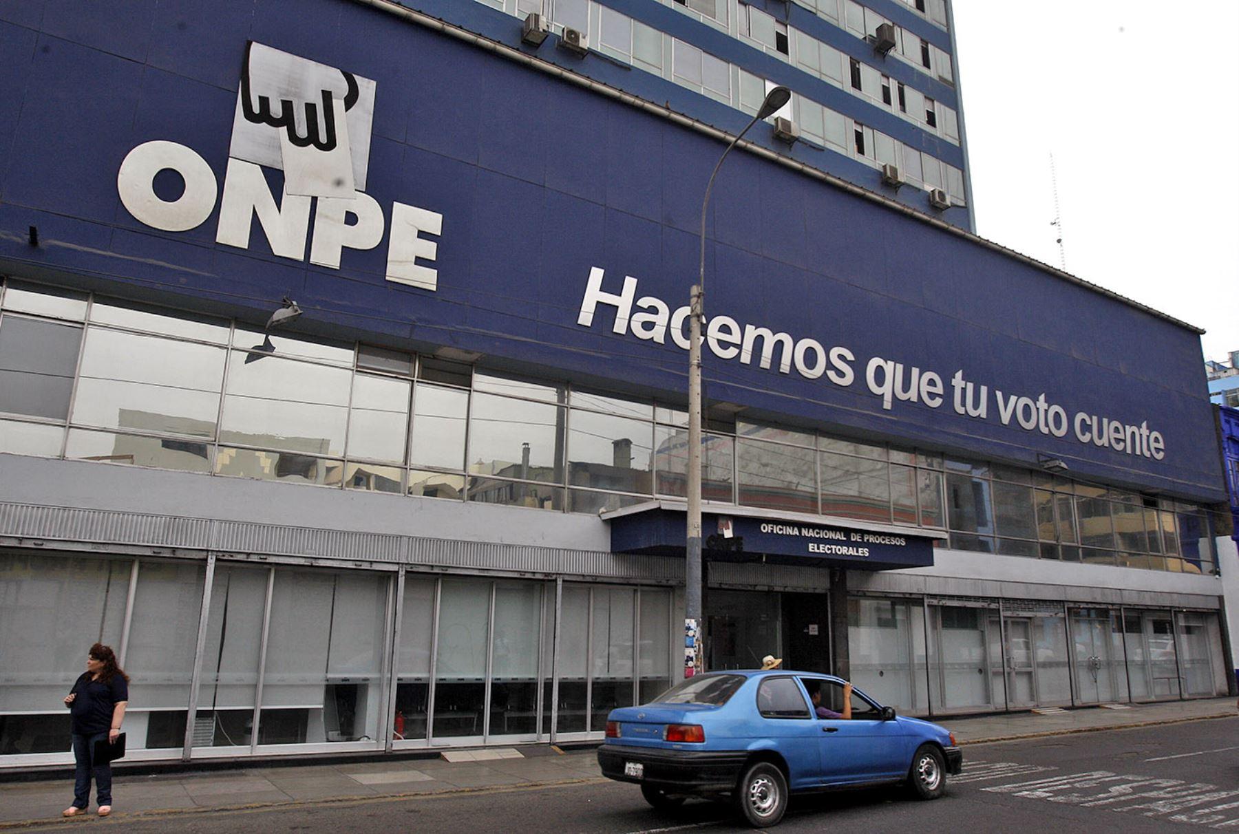 IDL -Justicia Viva: Reglamento de ONPE para elección de rectores que conformarán Comisión Especial que elegirá a la Junta Nacional de Justicia es ilegal y alienta el secretismo