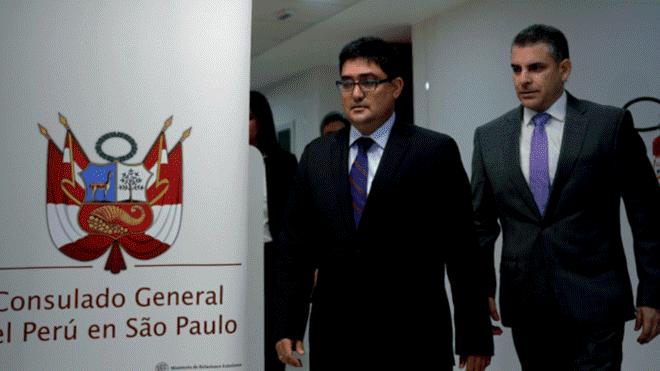 """Rivera sobre acuerdo con Odebrecht: """"Es un acontecimiento histórico"""""""