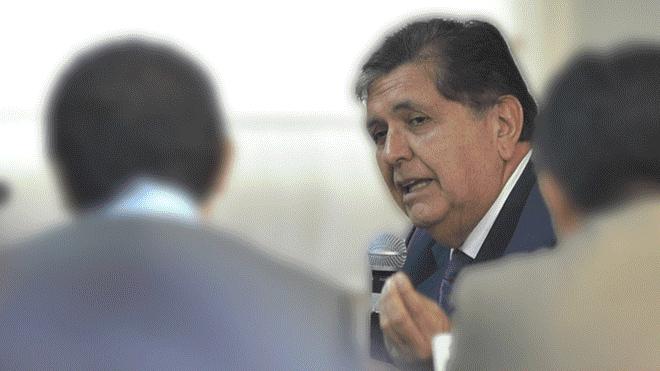 """García: """"Si no me vendí por millones, ¿por qué me vendería por US$70 mil?"""""""