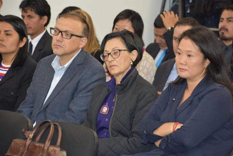 Rechazan pedido de recusación interpuesto por fiscal Vela: caso Carhuancho