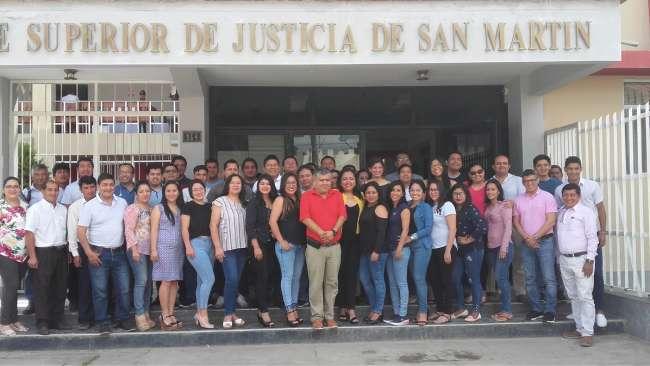 """Voces: Culminó Curso Jurídico sobre """"Derecho de Pueblos Indígenas y Justicia Indígena"""""""