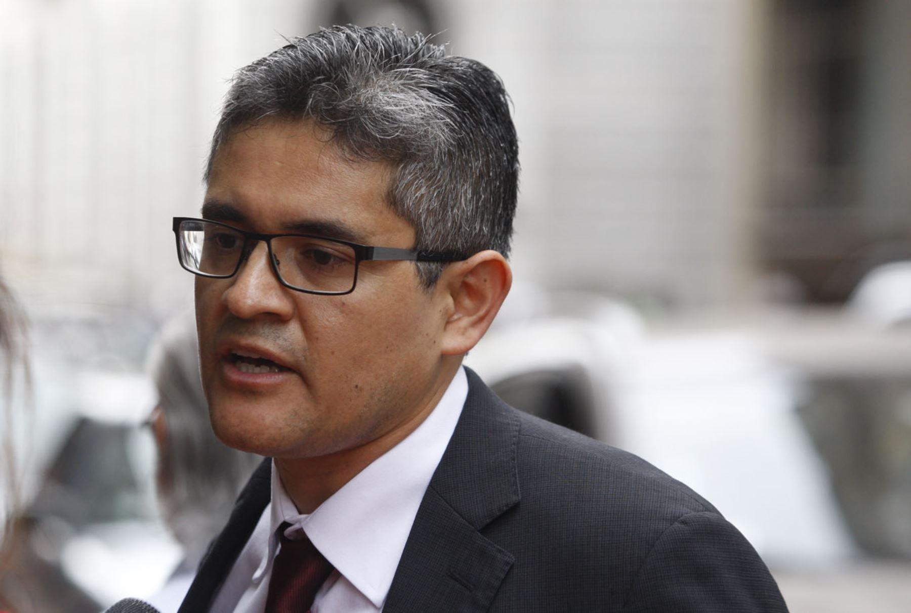 Fiscal José Domingo Pérez no realizó trámite ni participó en solicitud del IDL ante CIDH