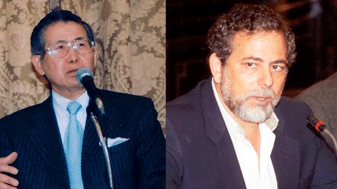 Cuando Gorriti le increpó a Fujimori por secuestrarlo y llevarse su computadora (La República)