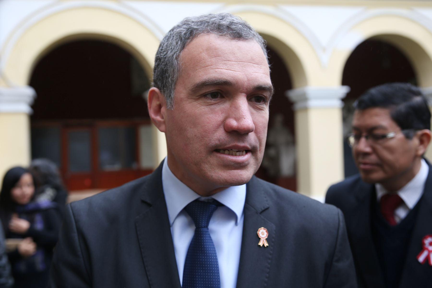 Ministro visitador
