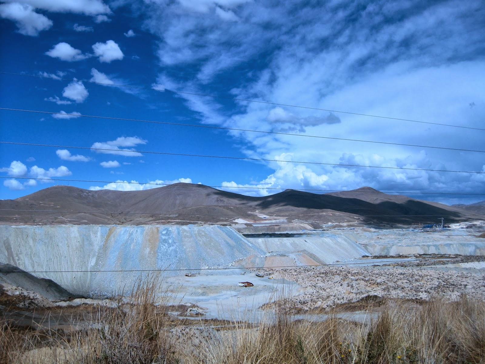 Sobre la expansión del proyecto minero Glencore en Espinar