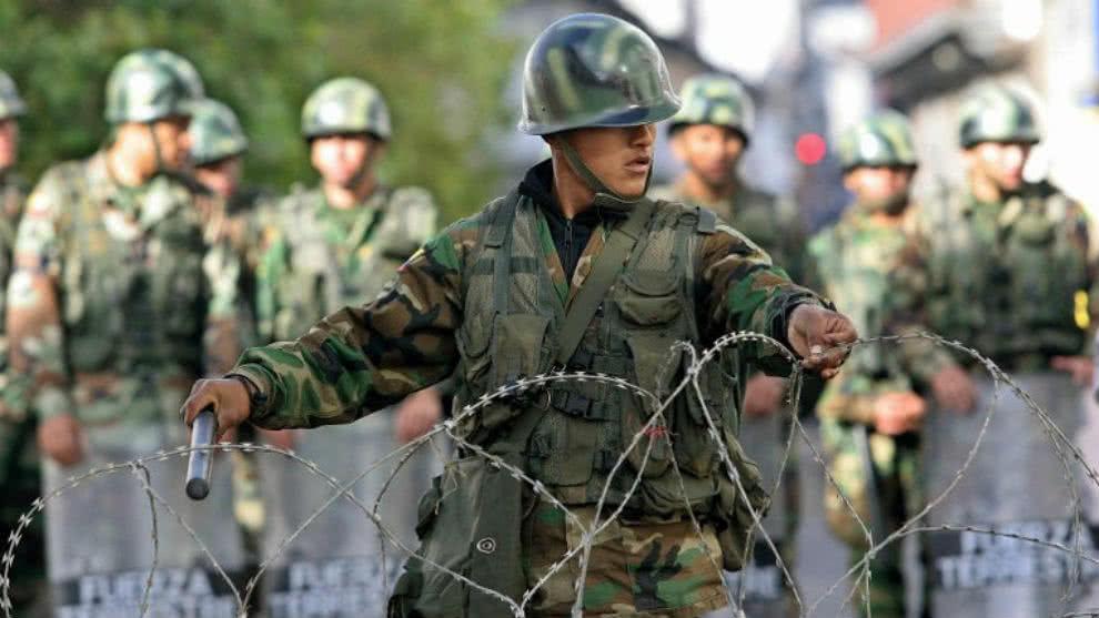 Militares peruanos que violaron mujeres cometieron delito de lesa humanidad