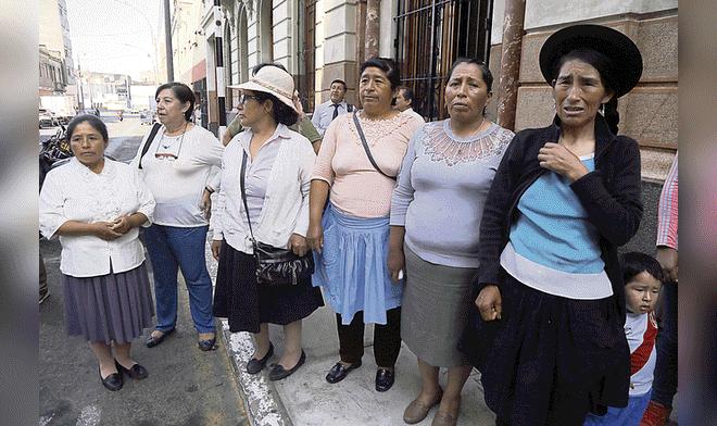 Tribunal decide llevar en audiencia pública el proceso por el caso Manta y Vilca