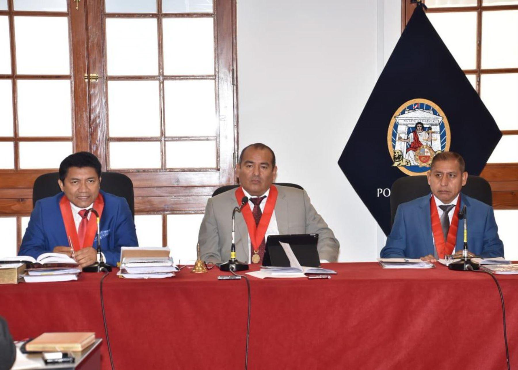 Tribunal declara improcedente recusación planteada por abogados de acusados del caso Manta y Vilca
