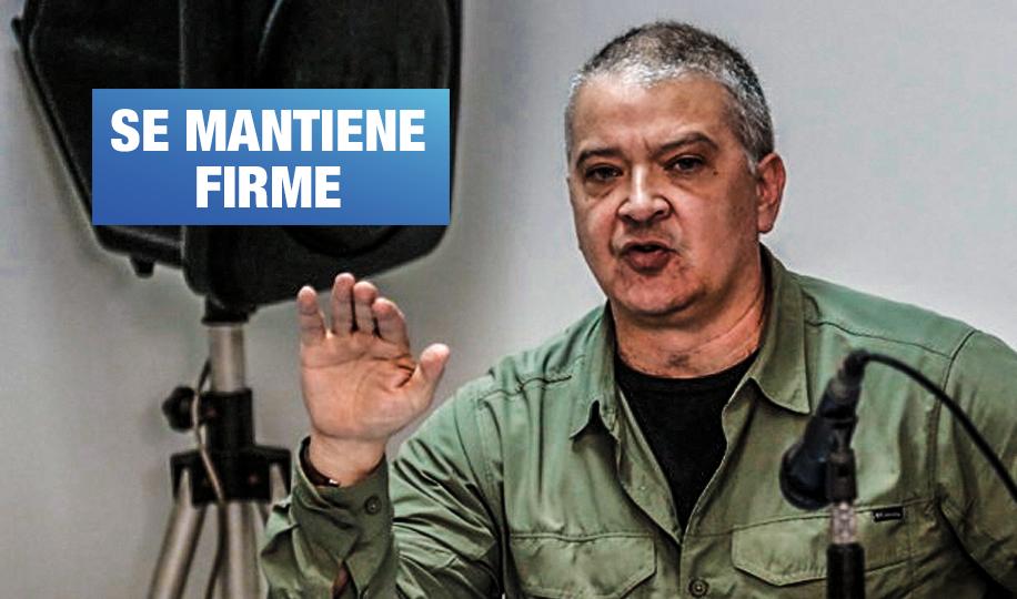 """Pedro Salinas: """"No me voy a rectificar"""" (Wayka.pe)"""