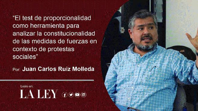 """Artículo de Juan Carlos Ruiz publicado por """"La Ley"""":"""