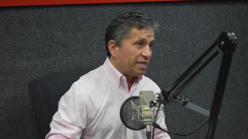 """Carlos Rivera: """"Folios van a reconfirmar lo dicho por Barata"""" (Radio Nacional)"""