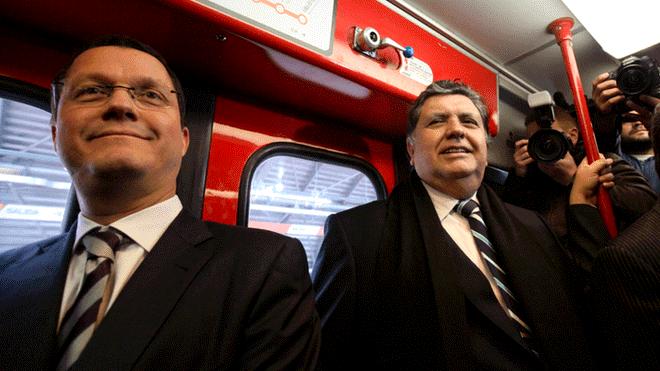 LO ÚLTIMO   Ministerio del Interior ofrece S/100 000 al que dé información sobre Edwin Donayre POLÍTICA Los audios del interrogatorio a Barata sobre el acuerdo de cambios para el Metro de Lima (La República)