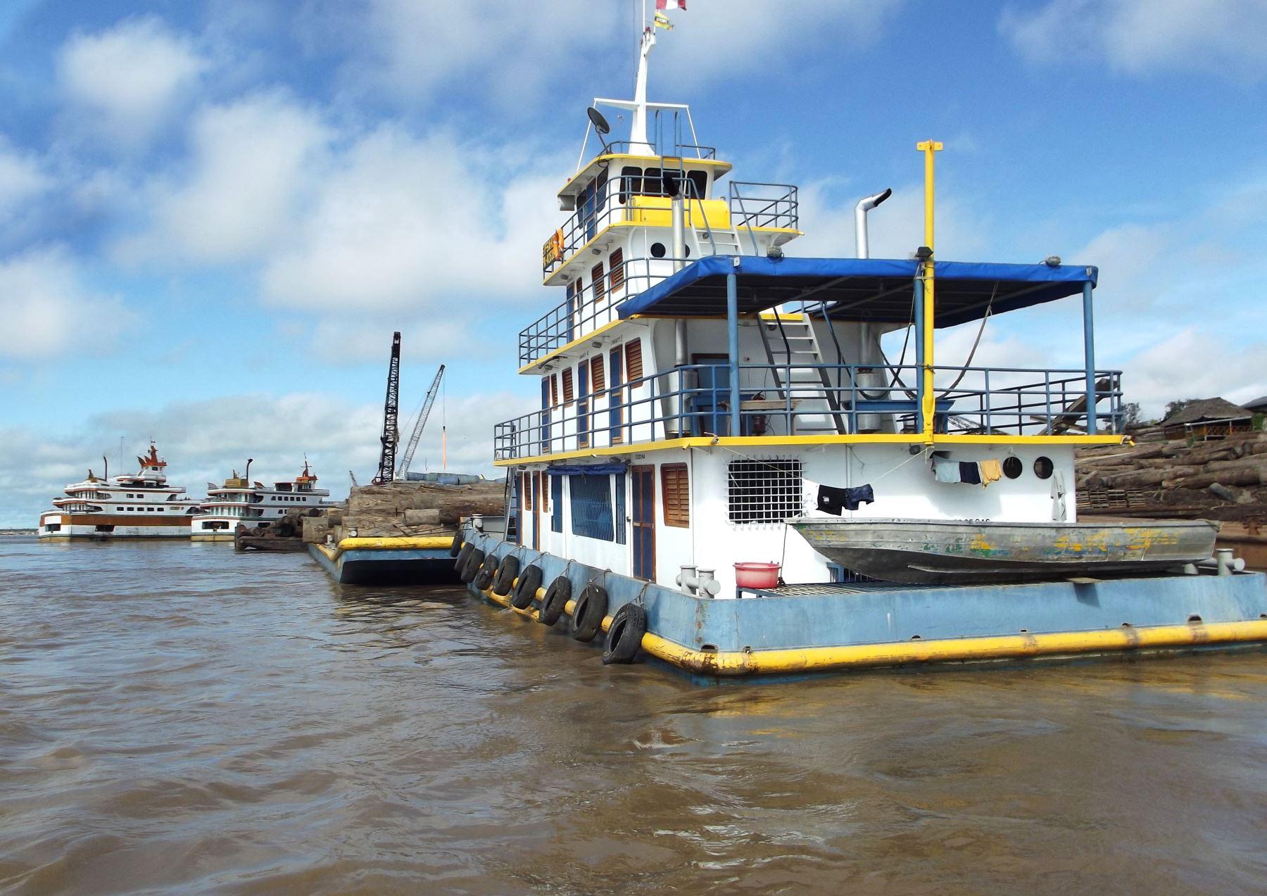 La organización indígena más importante de Loreto y Ucayali se opone al proyecto Hidrovía Amazónica