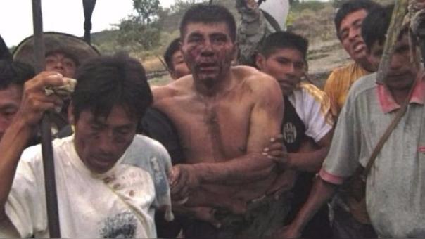 A diez años del 'Baguazo', ninguno de los casos tiene un fallo firme (RPP)