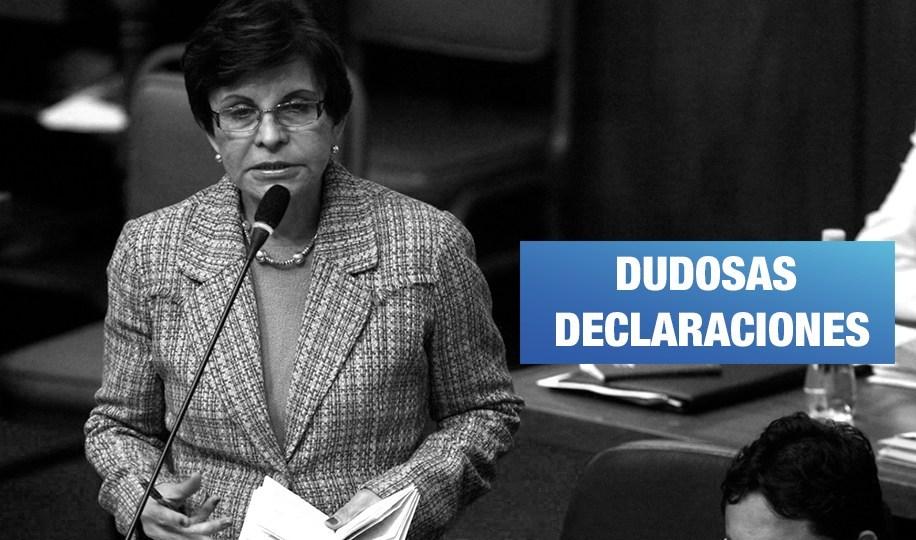 Baguazo: Mercedes Cabanillas se contradice en juicio contra comuneros (Wayka.pe)