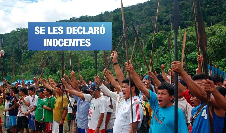 Baguazo: 53 comuneros absueltos podrían volver a ser enjuiciados (Wayka.pe)