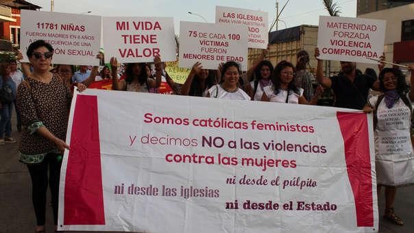 Organizaciones civiles rechazan demanda contra 'Católicas por el Derecho a Decidir' (RPP)