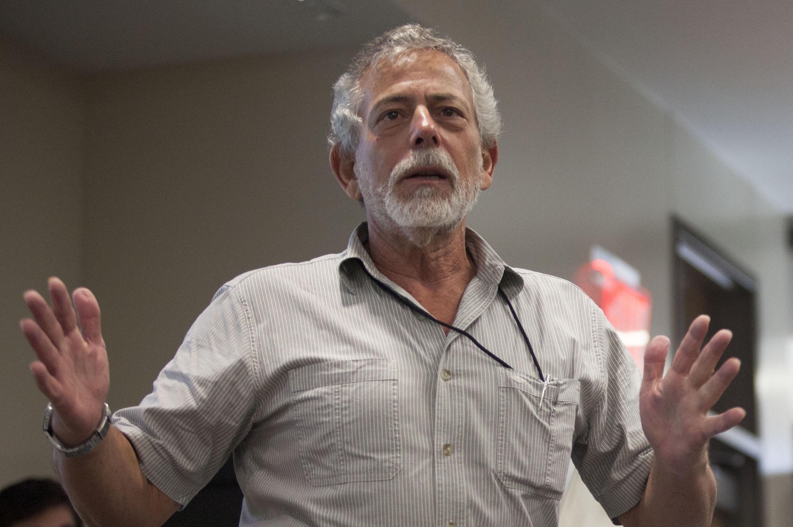Demostración en Lima contra IDL-Reporteros por investigaciones de Lava Jato es un 'acto repulsivo', dice Gustavo Gorriti (knight Center for)