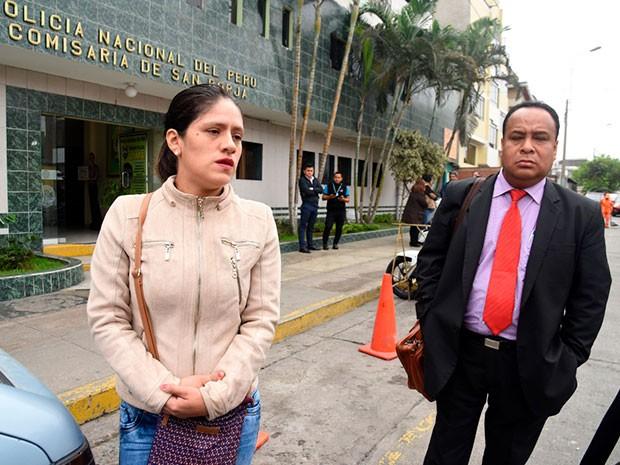Abogado afirma que gritos de dolor de Gerson Falla se escuchó en toda la comisaría de San Borja (El Popular)