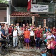 Comunidad Nuevo Lamas nominada a premio internacional. Haz click para apoyarlos