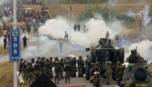 A 10 años del 'Baguazo': Solo indígenas y policías son procesados y no hay políticos responsables (Convoca)