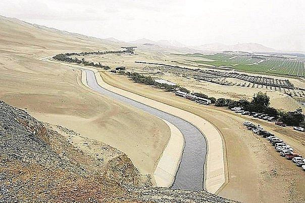 En planillas ocultas de Odebrecht aparecen pagos por el proyecto Chavimochic (Correo)