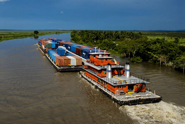 Hidrovía Amazónica vulnera principio constitucional precautorio (Ecoportal)