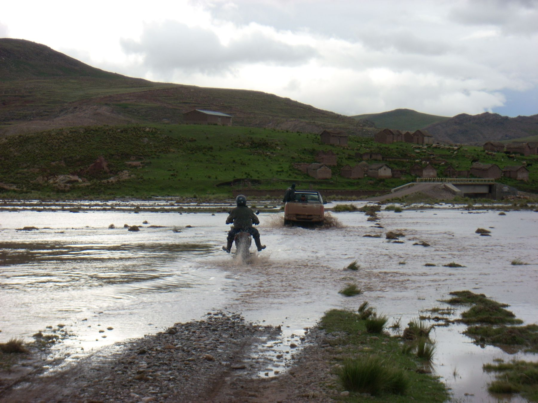 En distrito de Puno se oponen a empresa Minsur
