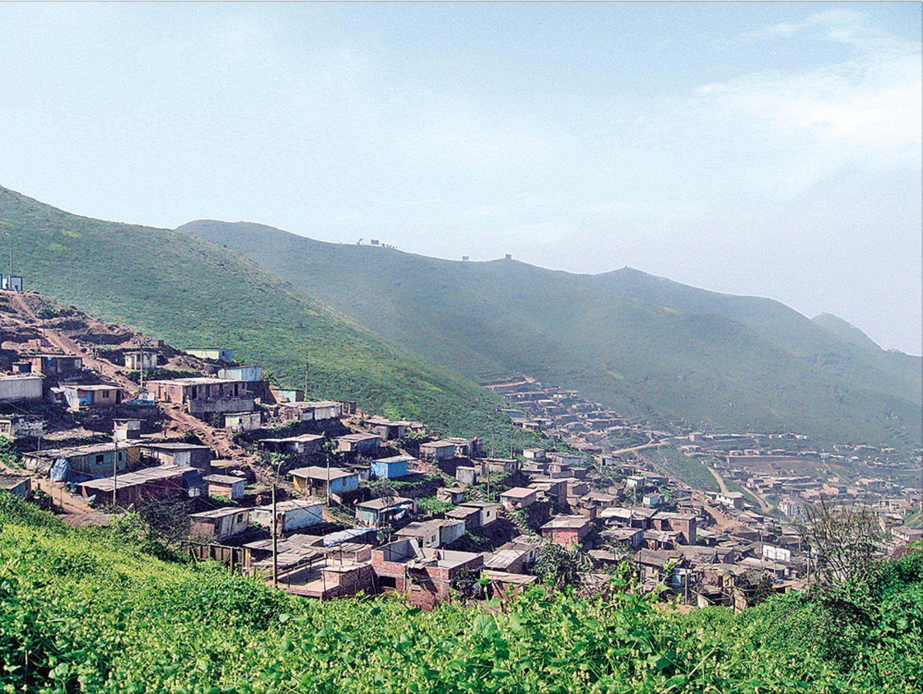 Villa María del Triunfo: Las Lomas del Paraíso en peligro de desaparecer