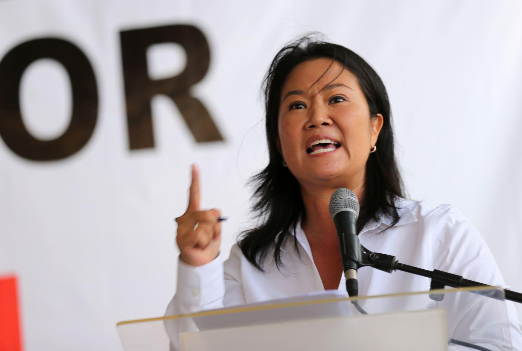 Justicia Viva: nuevo testimonio de colaborador eficaz afianza tesis de las fiscales Sánchez y Castro sobre Keiko Fujimori