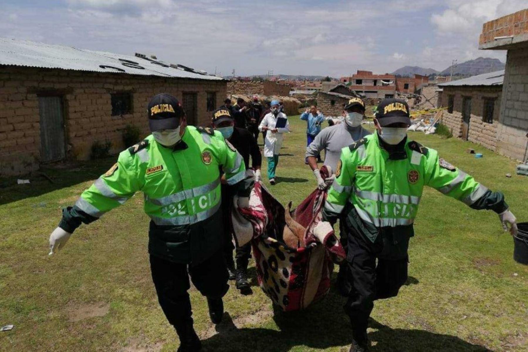 15 feminicidios cada mes en el Perú