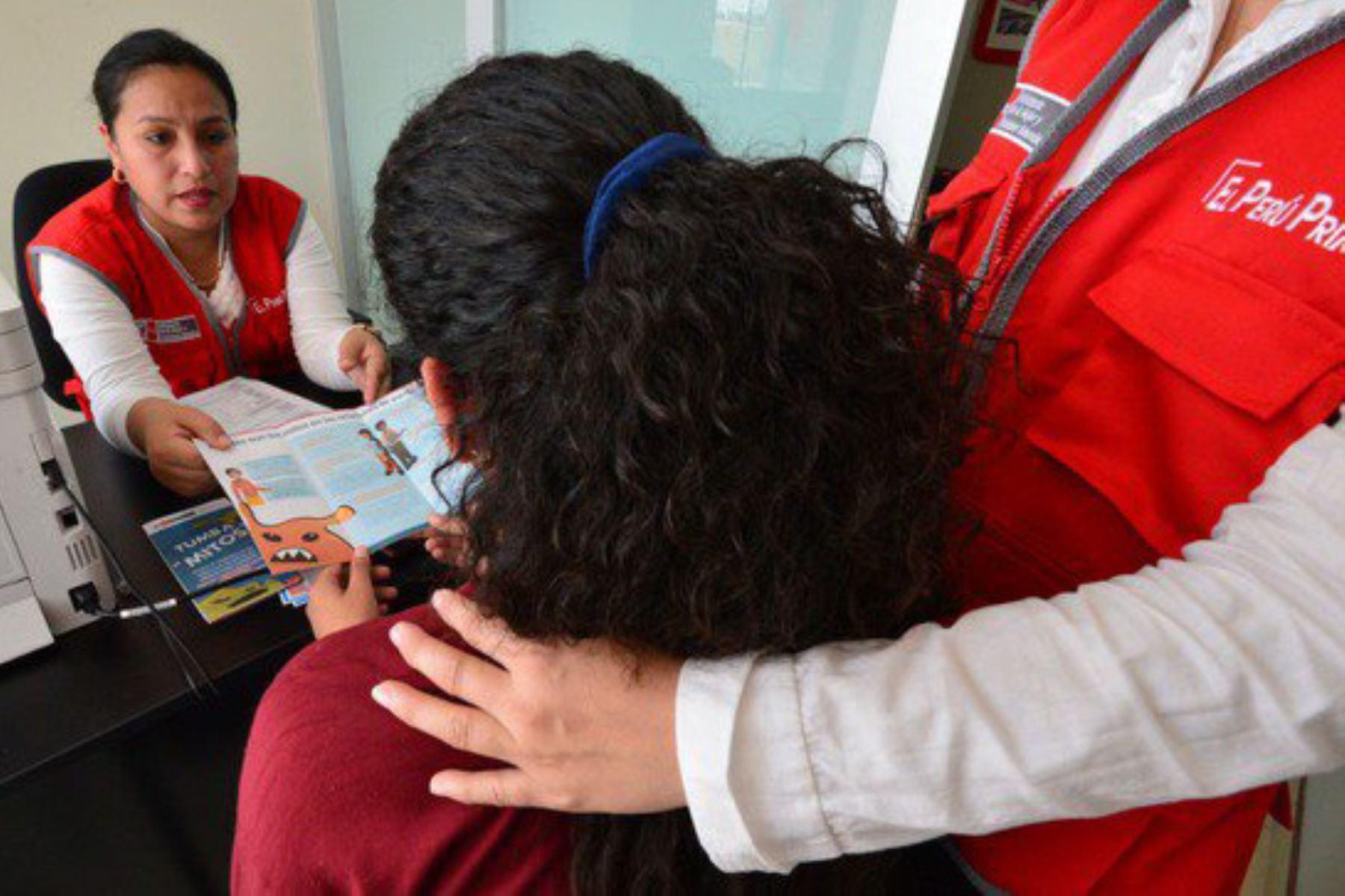 Medidas anunciadas por el MIMP y el Mininter ante cifras crecientes de feminicidio