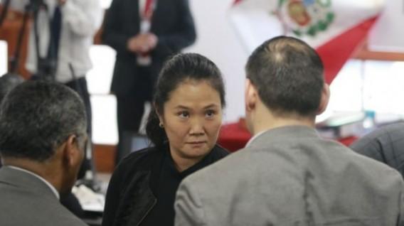 Keiko Fujimori: suspenden audiencia de casación porque juez se inhibió tras difusión de audios (Gestión)
