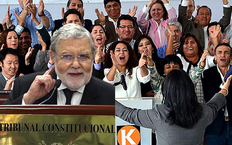 Carlos Rivera: No tengo dudas, Blume va a liberar a Keiko Fujimori (CrónicaViva)