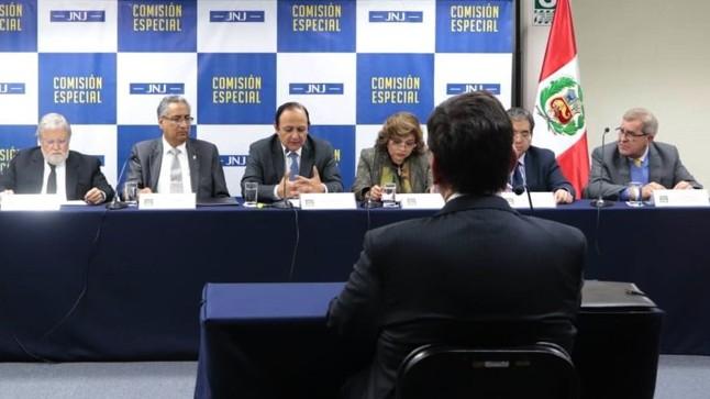 Justicia Viva: acusaciones de Víctor Cubas contra Lecaros no deben ser pasadas por alto