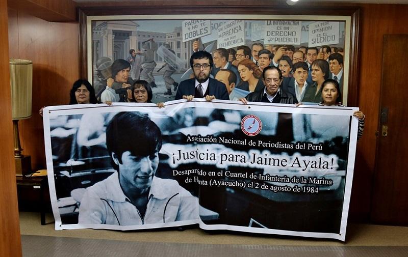 Caso Jaime Ayala: Abogado pide que Sala inicie juicio oral (Crónica Viva)
