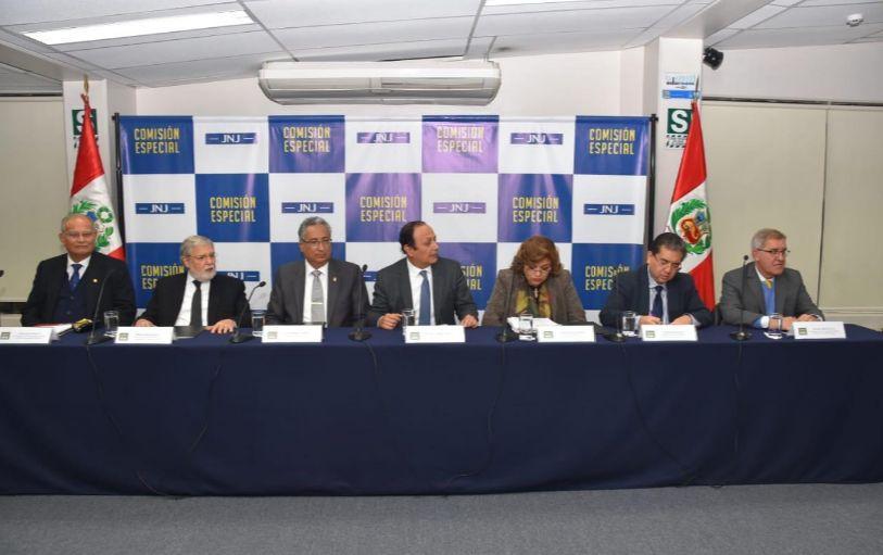 Pronunciamiento: sobre el nuevo proceso de selección de la Junta Nacional de Justicia