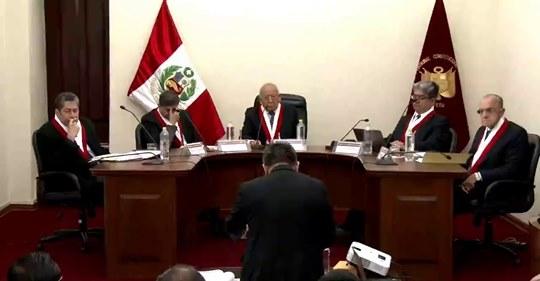Miembros del TC se pronuncian siete años después de presentada demanda de amparo por concesiones mineras