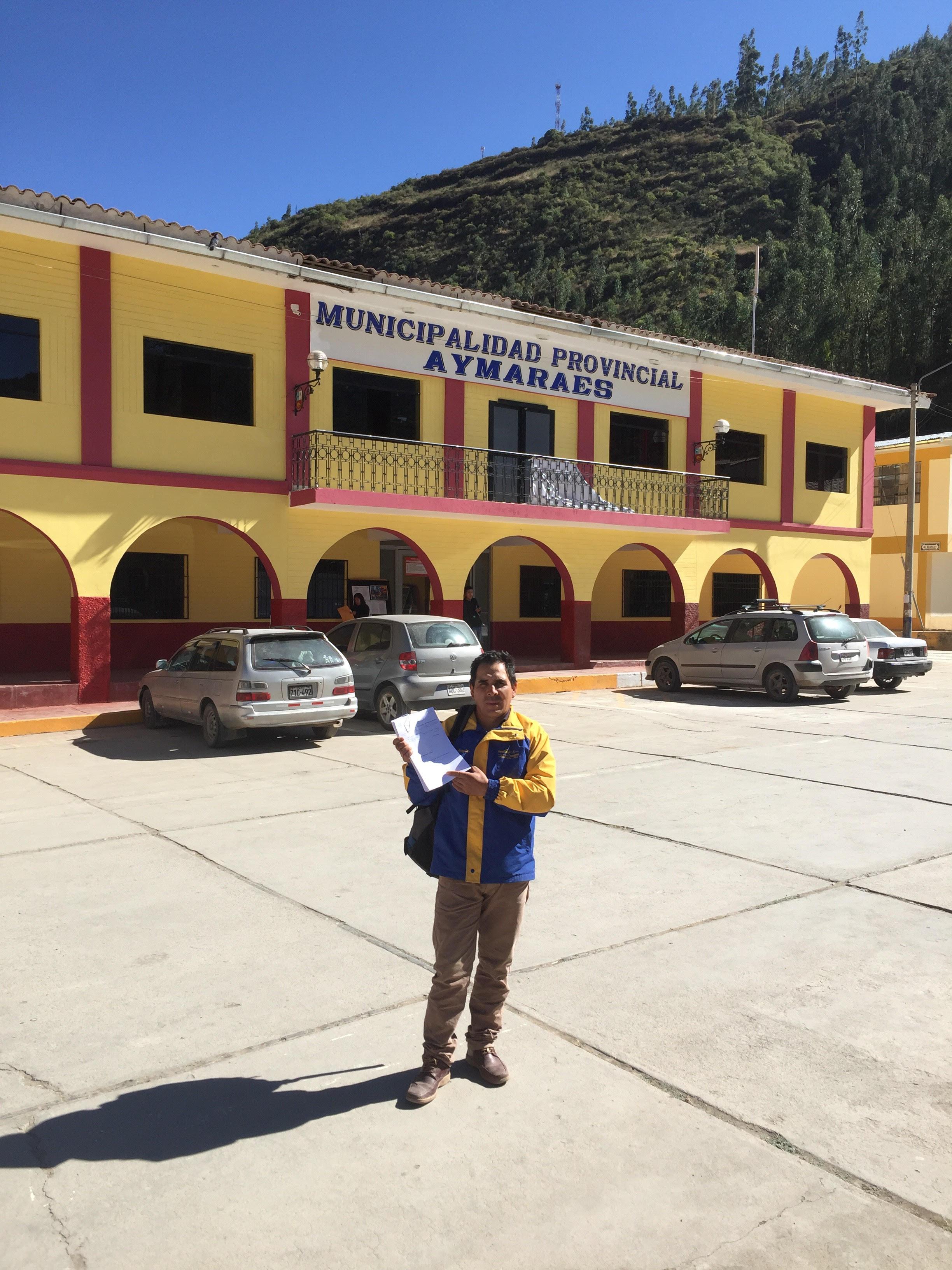 La autoridad del agua en Apurímac le da licencia a empresa Southern para que use el agua de comunidad con fines mineros